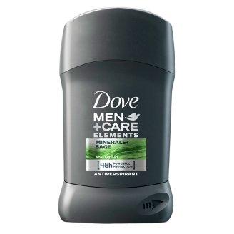 Dove Men+Care Elements Minerals+Sage Antyperspirant w sztyfcie 50 ml