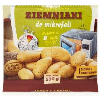 Microwave Potatoes 500 g