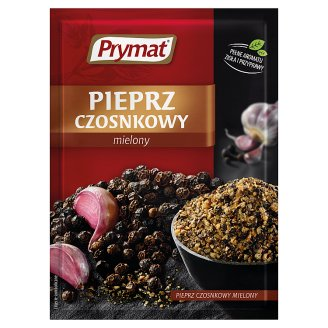 Prymat Ground Garlic Pepper 20 g