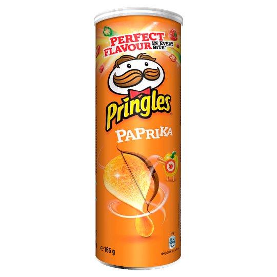 Pringles Paprika Snack 165 g