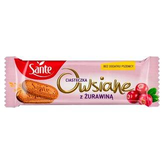 Sante Niezłe Ciacho Cranberry Oatmeal Cookies 33 g