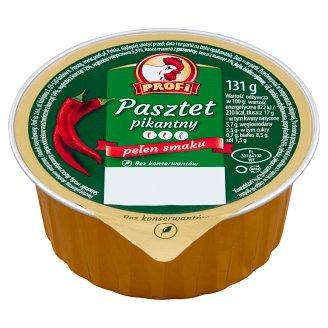 Profi Wielkopolski Spicy Pate with Poultry 131 g