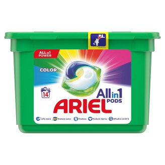 Ariel 3in1 Pods Color & Style Washing Capsules 14 Washes