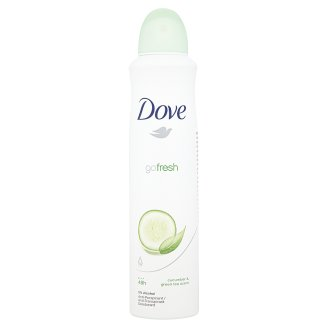Dove Go Fresh Cucumber and Green Tea Scent Anti-Perspirant Deodorant 250 ml