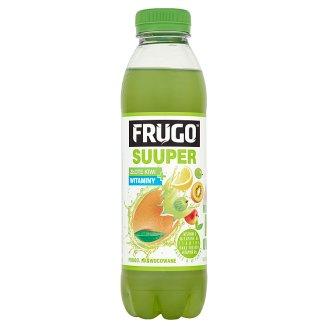 Frugo Suuper Złote Kiwi + witaminy Napój wieloowocowy niegazowany 500 ml