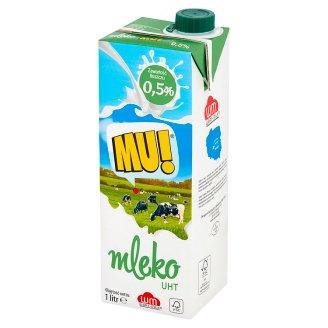 Mu! Milk UHT 0.5% 1 L