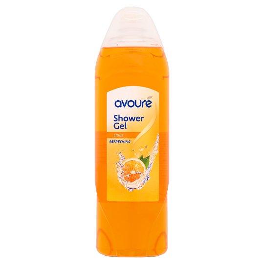 Avoure Citrus Żel pod prysznic 1 l