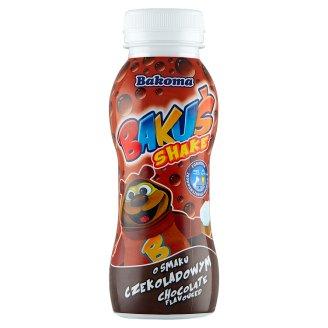 Bakoma Bakuś Shake o smaku czekoladowym 230 g