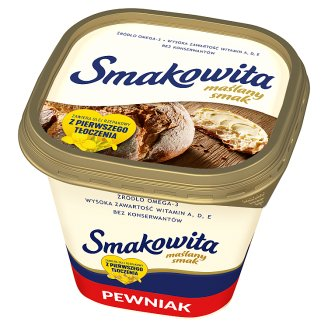 Smakowita Buttery Flavour Margarine 900 g