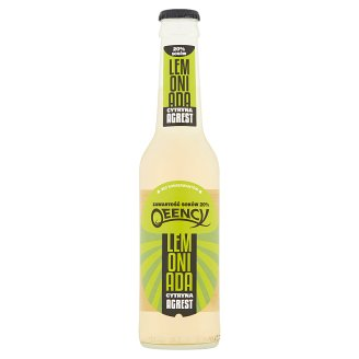 Qeency Lemon Gooseberry Lemonade 275 ml