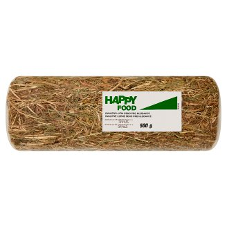 Happy Food Hay for Rodents 500 g