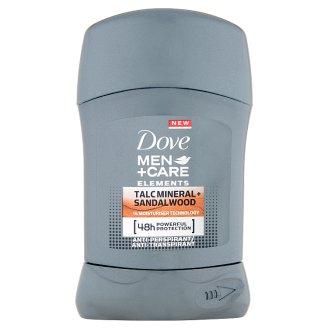 Dove Men+Care Elements Talc Mineral+Sandalwood Antyperspirant w sztyfcie 50 ml