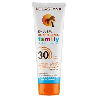 Kolastyna Family Sun Lotion SPF 30 250 ml