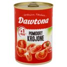 Dawtona Chopped Tomatoes 400 g