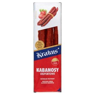 Krakus Export Kabanosy Pork Sausages 180 g