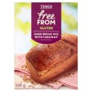 Tesco Free From Dark Bread Mix with Caraway 500 g