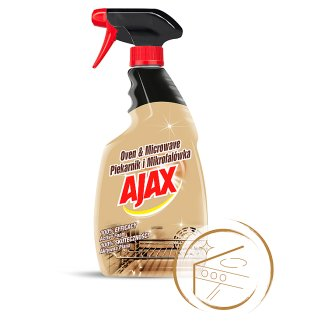 Ajax Oven & Microwave Cleaner 500 ml