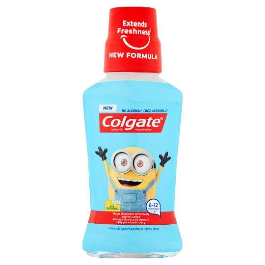 Colgate Płyn do płukania jamy ustnej 6-12 lat 250 ml