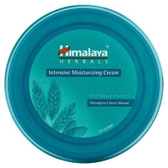 Himalaya Herbals Intensywnie nawilżający krem do twarzy i ciała 50 ml