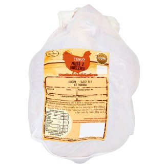 Tesco Chicken without Giblets