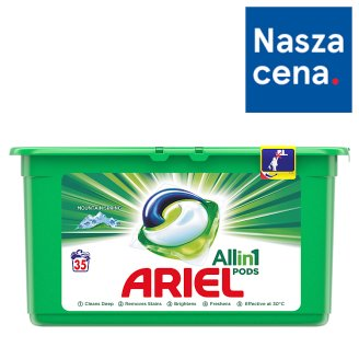 Ariel 3in1 Pods Mountain Spring Washing Capsules 35 Washes