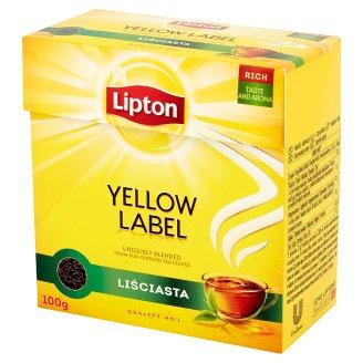 Lipton Yellow Label Leaf Black Tea 100 g