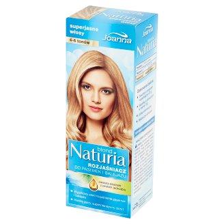 Joanna Naturia blond Rozjaśniacz do pasemek i balejażu 4-6 tonów