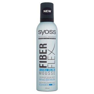 Syoss Fiberflex Flexible Volume Mousse 250 ml