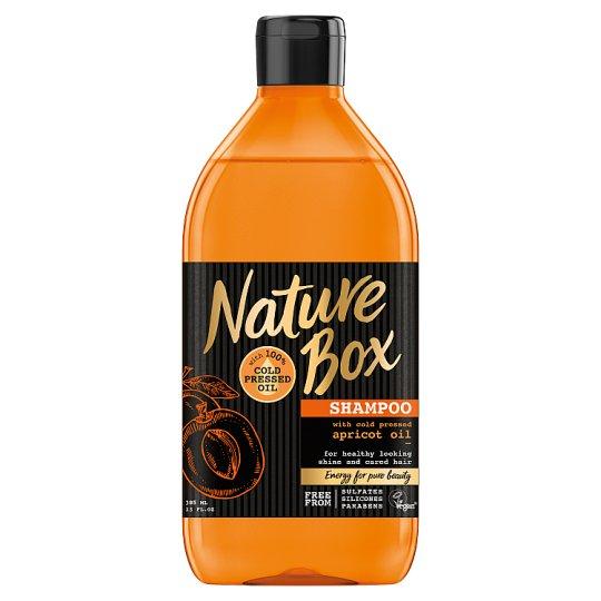 Nature Box Shampoo with Apricot Oil 385 ml