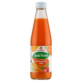 Victoria Cymes Smaki Victorii Carrot-Banana-Apple Juice 250 ml