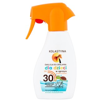 Kolastyna Sun Lotion for Children Spray SPF 30 200 ml