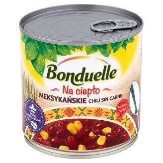 Bonduelle Na ciepło Mexican Chili Sin Carne 430 g