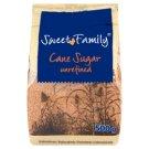Sweet Family Cukier trzcinowy nierafinowany 500 g