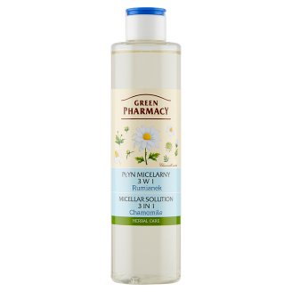 Green Pharmacy Micellar Solution 3 in 1 Chamomile 250 ml