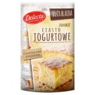 Delecta Duża Blacha Yoghurt Powdered Cake 640 g