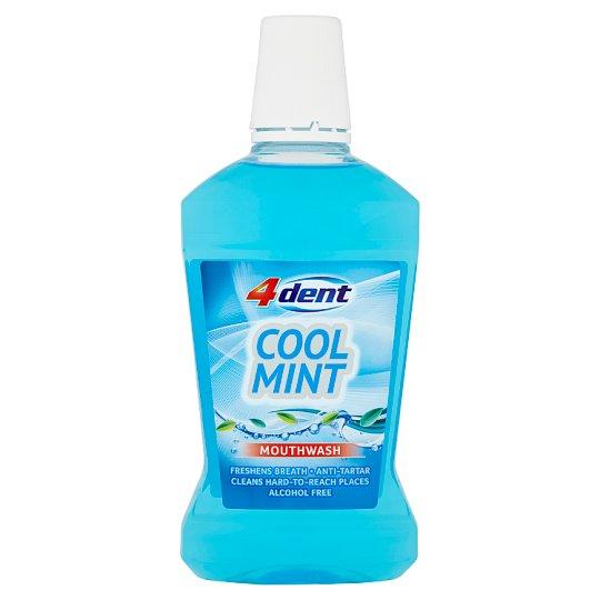 4Dent Cool Mint Mouthwash 500 ml