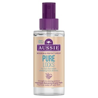 Aussie Pure Locks Leave-In Conditioning Spray 100ML
