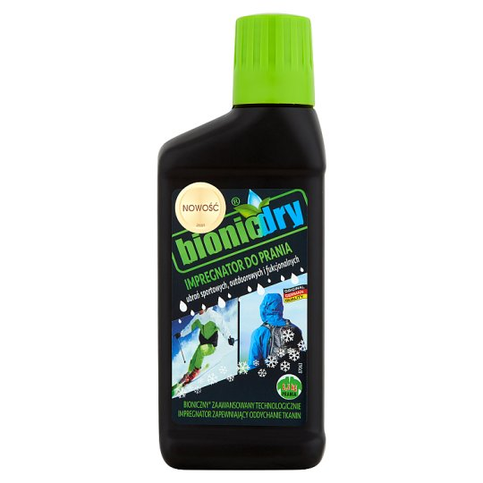 Bionicdry Impregnated for Washing Sporty Outdoor and Functional Clothes 250 ml