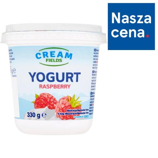 Cream Fields Jogurt malinowy 330 g
