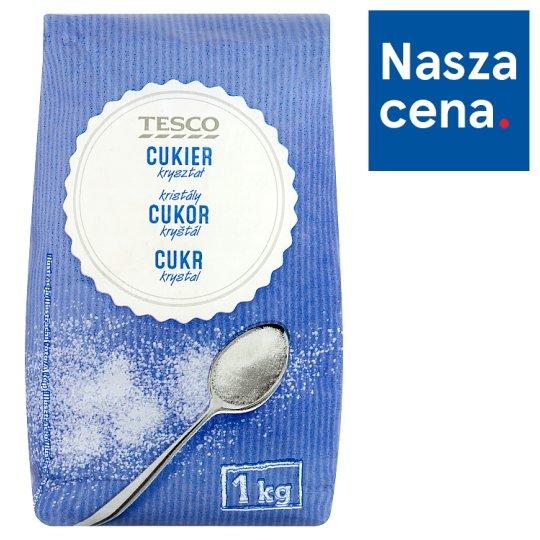 Tesco Crystal Sugar 1 kg