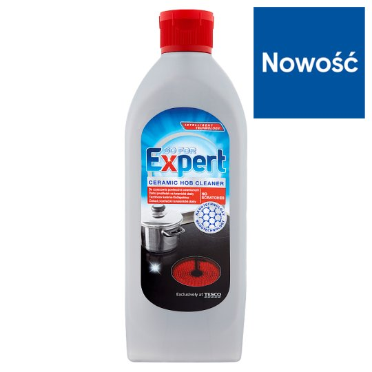 Go for Expert Ceramic Hob Cleaner 250 ml