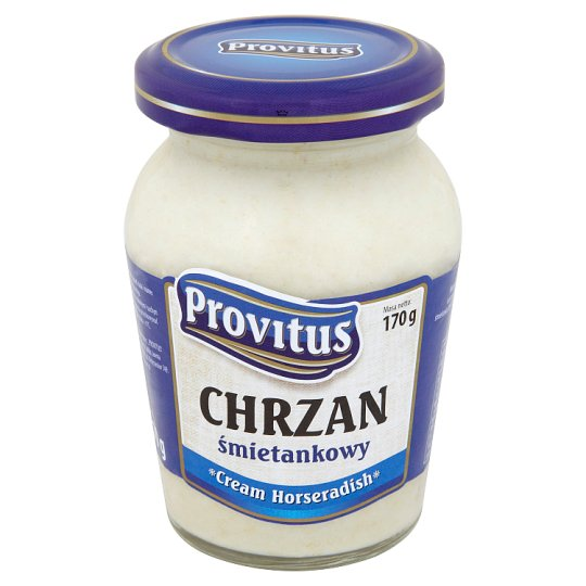Provitus Cream Horseradish 170 g