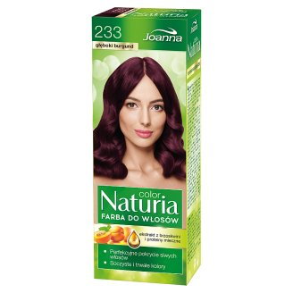 Joanna Naturia color Hair Dye Deep Burgundy 233