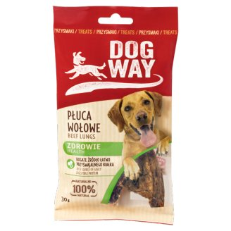 Dogway Health Beef Lungs Delicacy for Dog 30 g