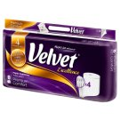 Velvet Excellence Premium Komfort Toilet Paper 8 Rolls