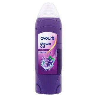 Avoure Violet Shower Gel 1 L