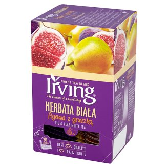 Irving Fig & Pear White Tea 30 g (20 Tea Bags)