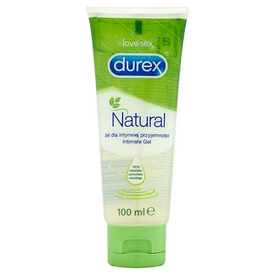 Durex Natural Żel dla intymnej przyjemności 100 ml