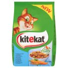 Kitekat Complete Food for Adult Cats with Tuna and Vegetables 1.8 kg