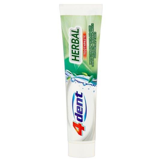 4Dent Herbal Pasta do zębów 125 ml